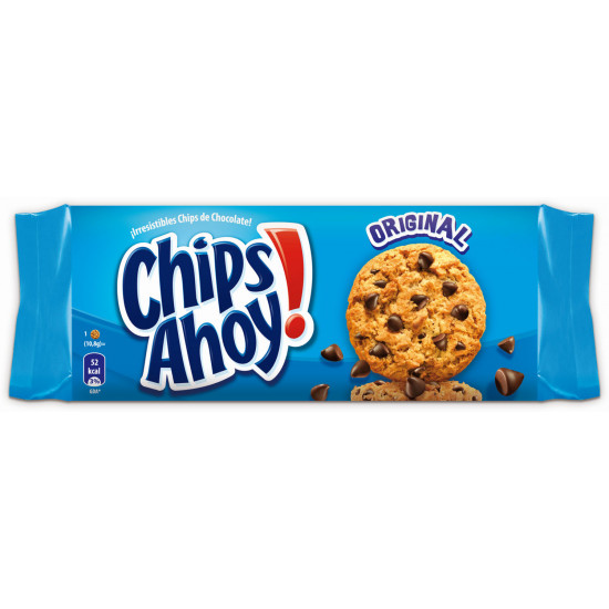 Chips Ahoy Rodillo 12 unidades