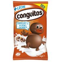 Conguitos Choco Leche Bolsa 1 Kilo