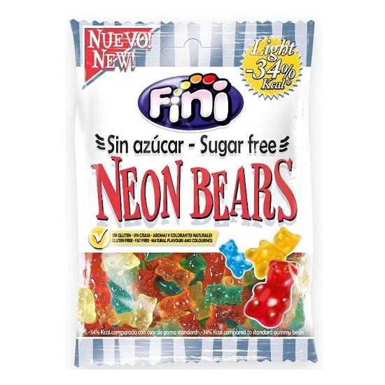 Fini Osos Neon 12 bolsas de 70g