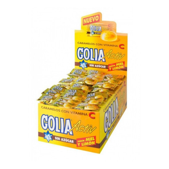 Golia Miel Limón 200 unidades