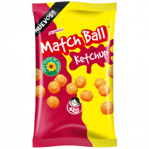 Match Ball Ketchup Familiar 12 unidades