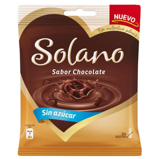 Solano Chocolate 12 bolsas de 100g