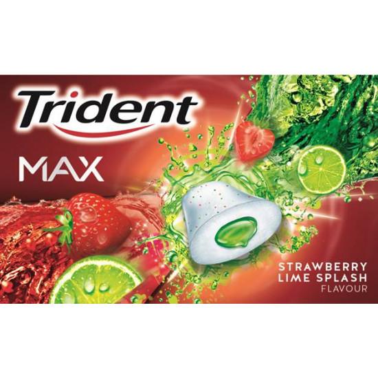 Trident Max Fresa Lima 16 unidades