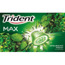 Trident Max Hierbabuena 16 unidades