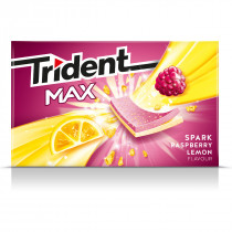 Trident Max Spark Raspberry 12 unidades