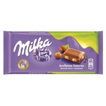 Milka Tabletas Avellana 17 unidades