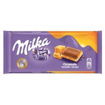 Milka Tabletas Caramelo 23 unidades