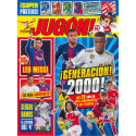 Panini Revista Jugón nº 147 + Cromos especiales