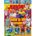 Panini Revista Jugon nº 148 + Cromos especiales