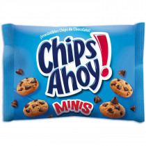 CHIPS AHOY MINI - 20 UNIDADES